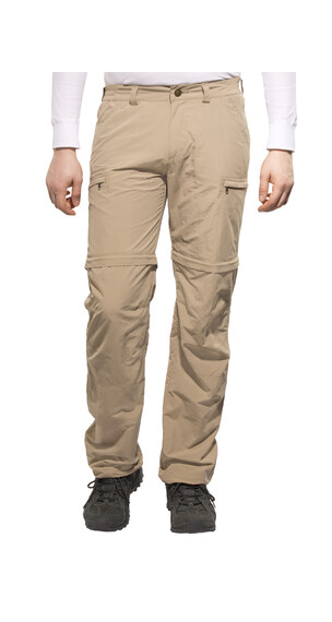 VAUDE Men's Farley ZO Pants IV long muddy